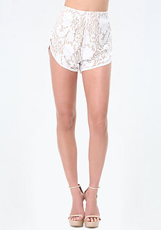 Lily Lace Shorts