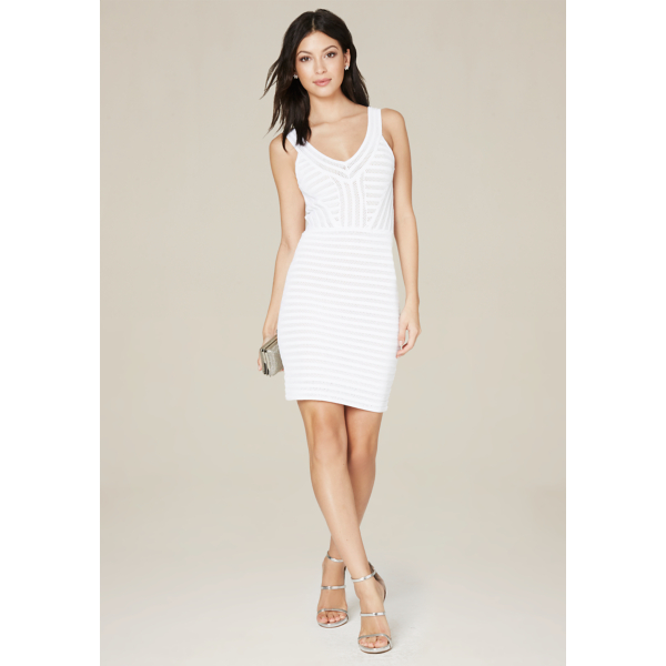 Bodycon Dresses: Bandage &amp- Fitted Dresses - bebe