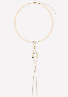 Lariat Collar Necklace