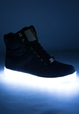 bebe Krysten High Top Sneakers
