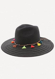 Tassel Band Panama Hat