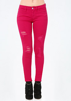 Color Heartbreaker Jeans