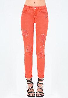 Color Heartbreaker Jeans