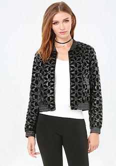 Sarah Bomber Jacket