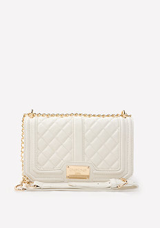 Marie Quilted Crossbody Bag