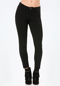 bebe 5 Pocket Leggings