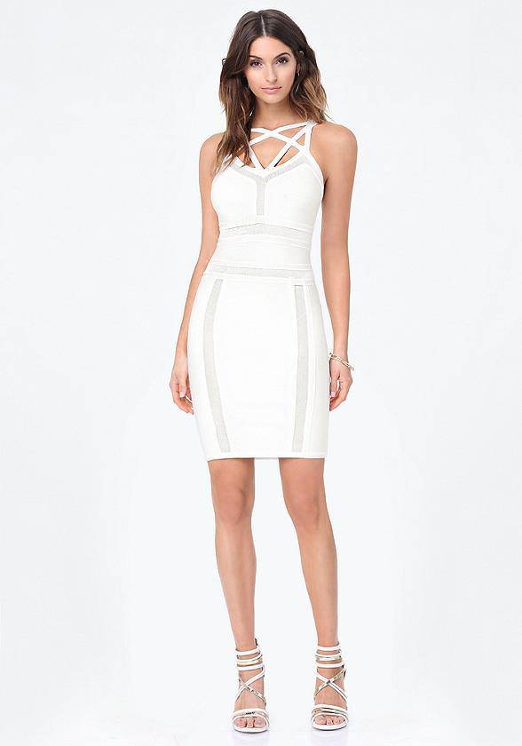 Little White Dresses & White Dresses | bebe