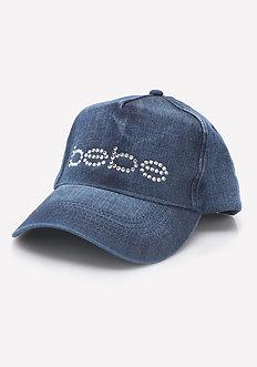 Logo Denim Cap
