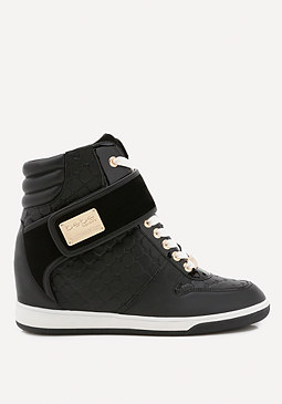 bebe Colby High Top Sneakers