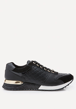 bebe Racer Low Top Sneakers