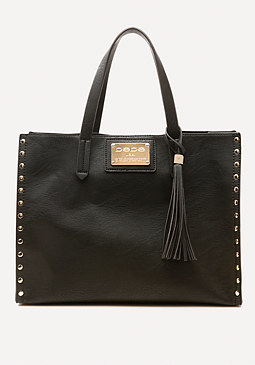 bebe Studded Tote