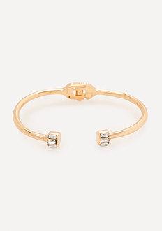 Rondelle Hinge Bracelet