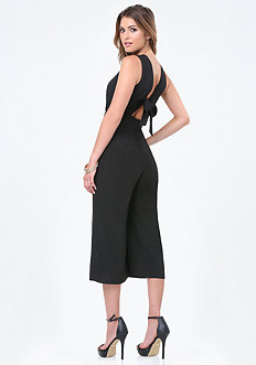 Edith Culotte Jumpsuit