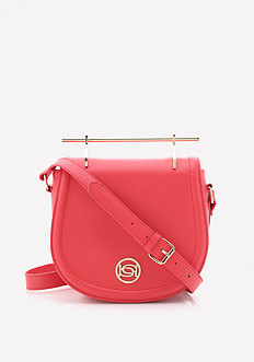 Lily Crossbody Saddle Bag