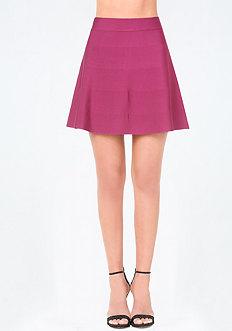 Knit Circle Skirt