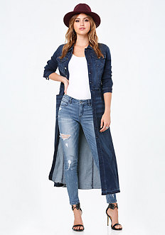 Denim Duster