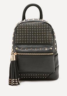 Jett Studded Mini Backpack
