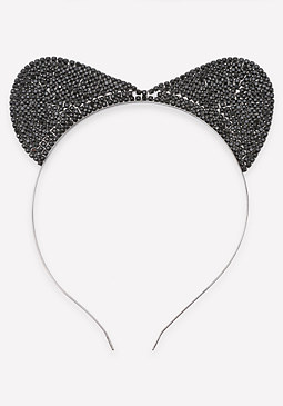 bebe Mouse Ears Headband