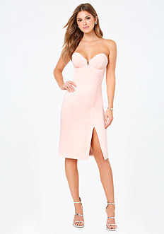 Lola Strapless Dress