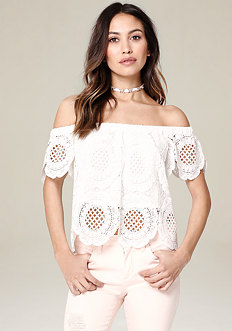Eliza Off Shoulder Top