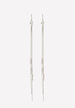 bebe Delicate Duster Earrings
