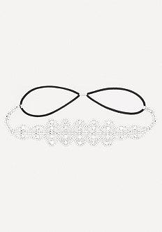 Crystal Scroll Headband