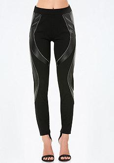 Arc Zip Leggings