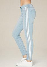 bebe Tux Heartbreaker Jeans