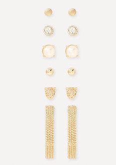 Glam Mix Earring Set