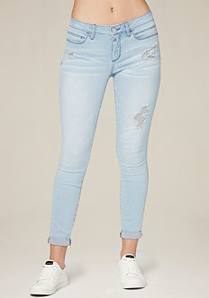 Jessica Light Wash Jeans