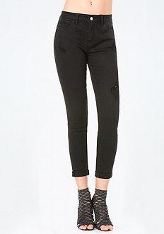 Black Heartbreaker Jeans
