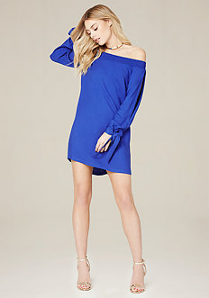 Dionne Off Shoulder Dress