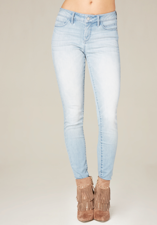 Aqua Heartbreaker Jeans at bebe in Sherman Oaks, CA   Tuggl
