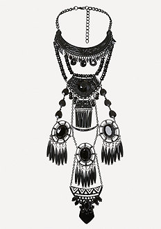 Dramatic Statement Necklace