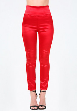 bebe Tiana High Waist Pants