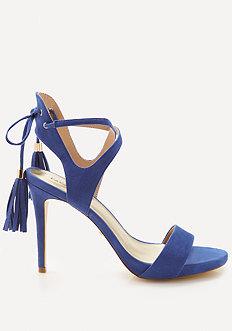 Kya Faux Suede Sandals