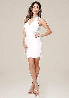 Ingrid Strap Detail Dress