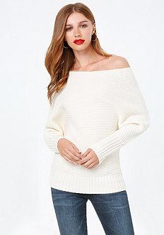 Dolman Sleeve Sweater
