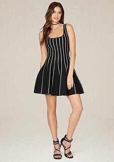 Leilani Fit & Flare Dress