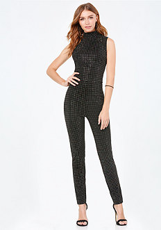 Khloe Studded Jumpsuit