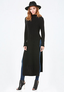 Maxi Sweater Tunic at bebe
