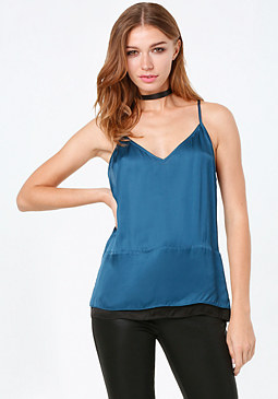 Satin Camisole at bebe