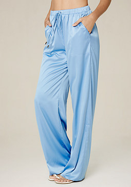 bebe Drawstring Lounge Pants