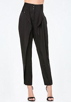 Petite Parachute Pants
