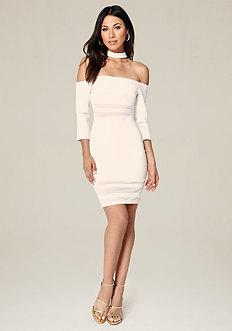 Ariella Choker Dress