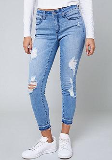Heartbreaker Crop Jeans