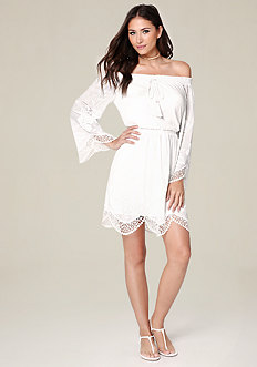 Sonya Off Shoulder Dress