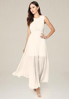 Lace Back Cutout Dress