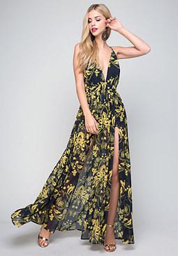 Floral dresses images