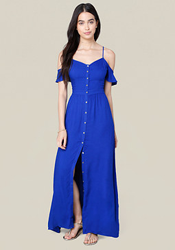 bebe Juliette Maxi Dress